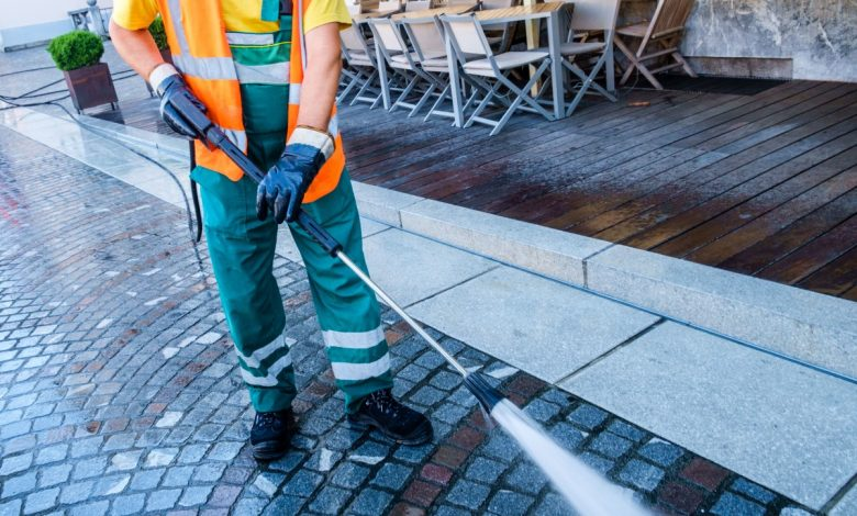 Commercial vs Residential Pressure Washer