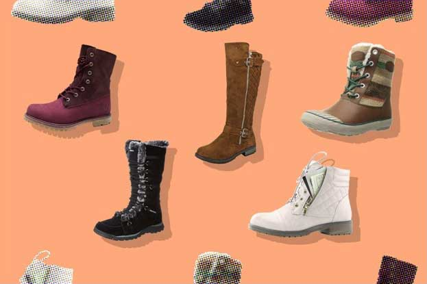 Where to Buy Your First Pair of Winter Boots