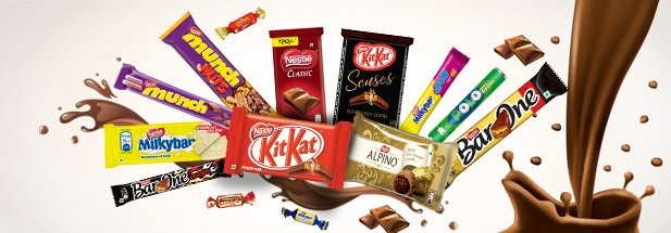 The Top 7 Chocolate Brands in India